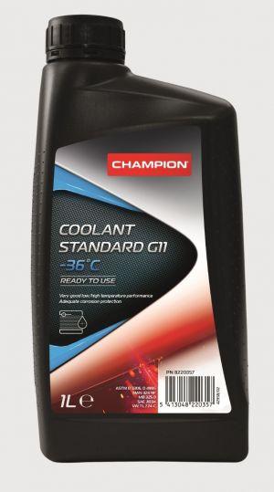 CHAMPION Coolant Standart G11 -36°C