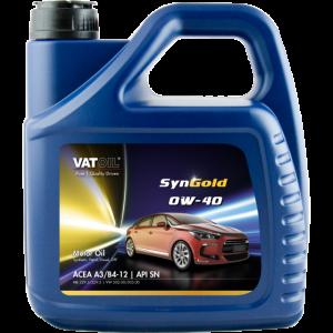 Vatoil SynGold Plus 0W-40