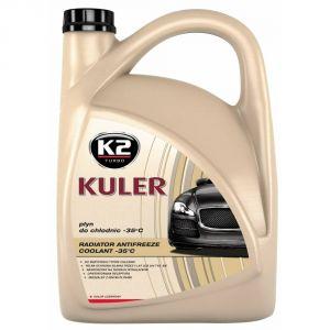 K2 Kuler Red (-35C, красный)