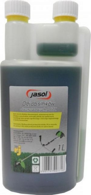 Jasol 2T Stroke Semisynth TC Green
