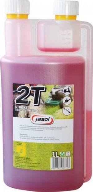 Jasol 2T Stroke Semisynth TC Red