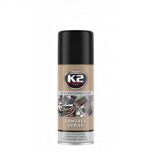 Очиститель - смазка для клемм и контактов K2 Kontakt Spray