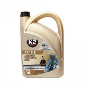 K2 ATF III D