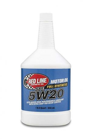 RED LINE Full Synthetic Motor Oil 5W-20