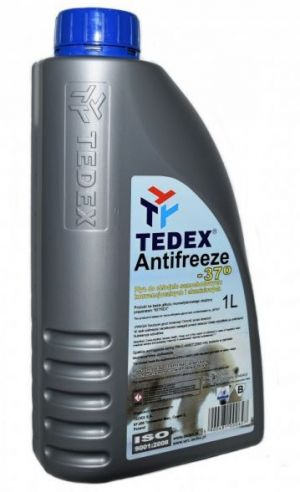 Tedex Antifreeze MAN G11 (-37C, зеленый)