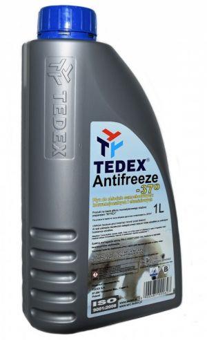 Tedex Antifreeze G12+ (-37С, красный)