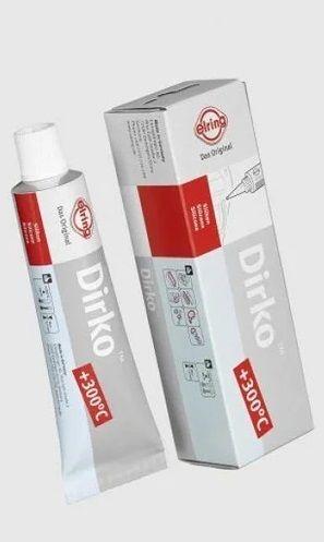Герметик силиконовый (серый) Elring Dirko HT