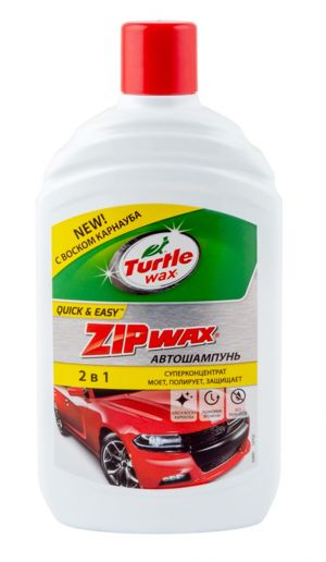 Шампунь Turtle Wax Essential Zip Wax