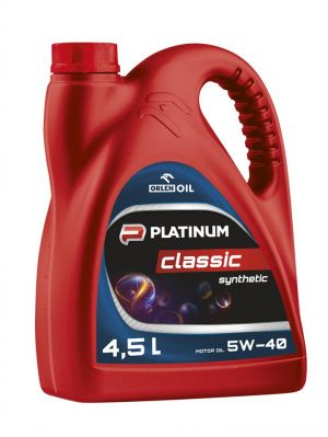 Orlen Platinum Classic Synthetic 5W-40