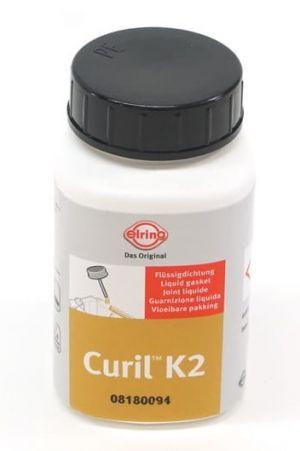Незатвердевающий термостойкий герметик Elring Curil K2