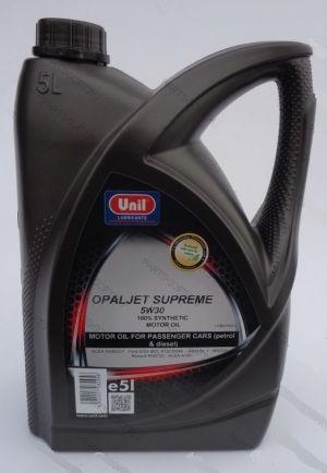 Unil Opaljet Supreme 5W-30