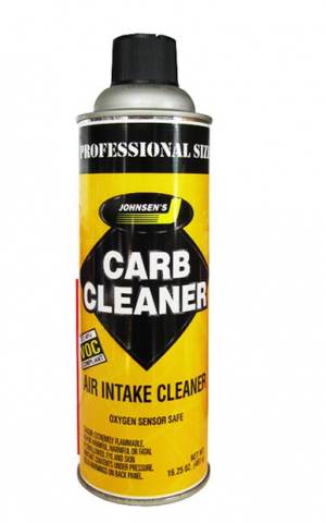 Johnsen`s Carb Cleaner