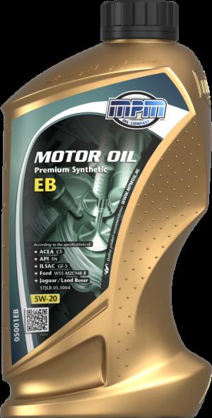 MPM Premium Synthetic Ecoboost 5W-20