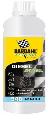 Присадка в дизтопливо (Антигель) Bardahl Antigel Grand Froid Diesel