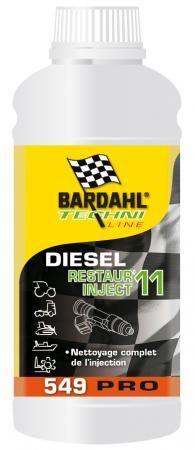 Присадка в дизтопливо (Очиститель форсунок) Bardahl Restart Inject 11