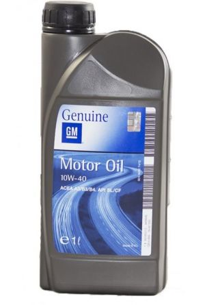 GM Semi Synthetic 10W-40