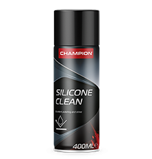 Полироль CHAMPION Silicone Clean