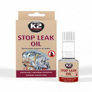 K2 STOP LEAK OIL
