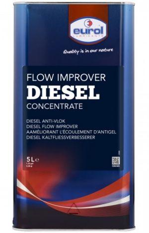Присадка в дизтопливо (Антигель) Eurol Diesel Flow Improver