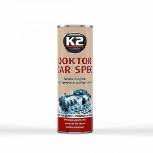 Присадка в масло (Стабилизатор вязкости масла) K2 Doctor CAR SPEC