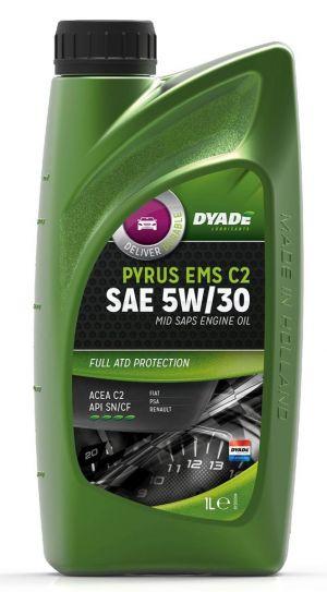 Dyade Pyrus EMS C2 5W-30