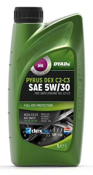 Dyade Pyrus DEX C2-C3 5W-30