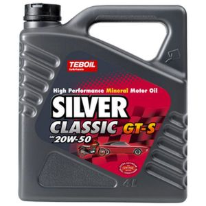 Teboil Silver  Classic GT-S  20W-50