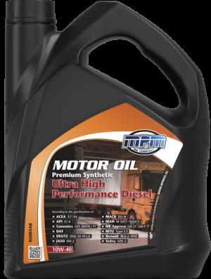 MPM Premium Synthetic Ultra High Performance Diesel 10W-40