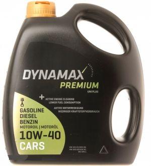Dynamax Premium UNI Plus 10W-40
