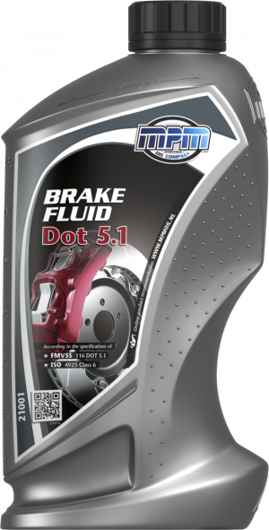 MPM Brake Fluid DOT 5.1