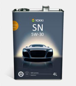 YOKKI 5W-30 SN/CF