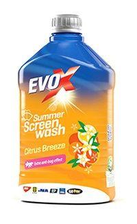 Омыватель летний MOL Evox Summer Citrus Breeze