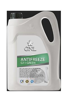 GNL Antifreeze G11 green