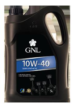 GNL Semi-Synthetic 10W-40
