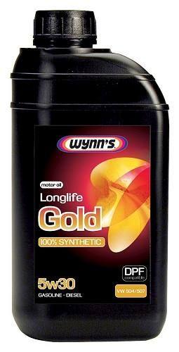 Wynn's 5W-30 Longlife Gold