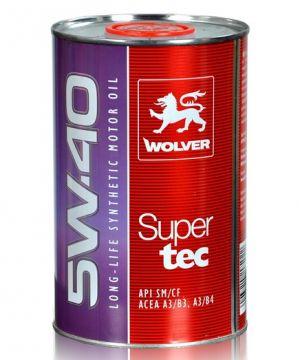 Wolver SuperTec 5W-40