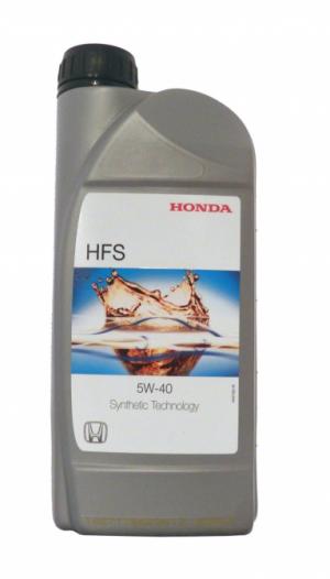 Honda HFS 5W-40