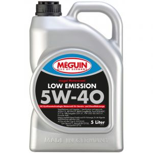 Meguin Megol Low Emission 5W-40