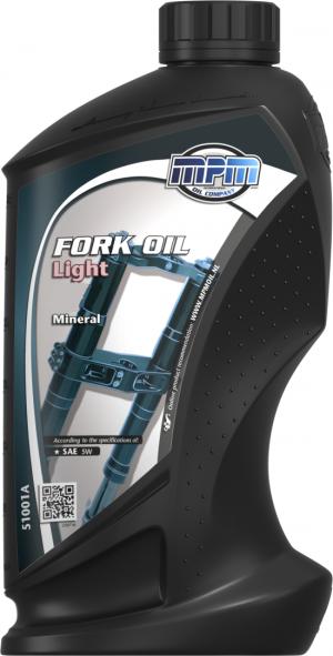 MPM Mineral Fork Oil Light 15W