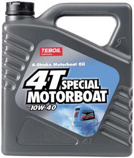 Teboil 4T Special Motorboat 10W-40