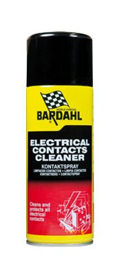 Bardahl Contact Cleaner