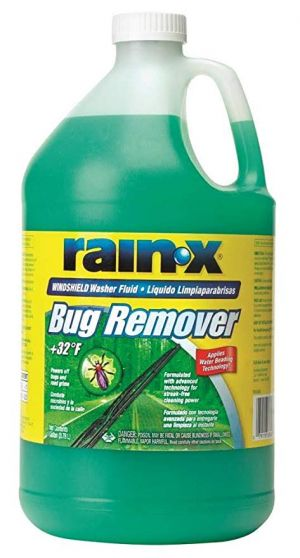 Rain-X De-Icer Fluid Bug Remover