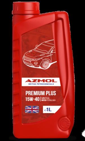 AZMOL Premium Plus 15W-40