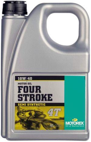 Motorex Four Stroke 4T 10W-40
