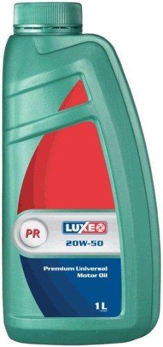 Luxe Super 20W-50