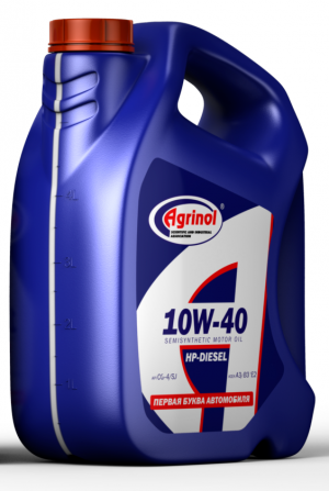 Agrinol 10W-40 CG-4/SJ