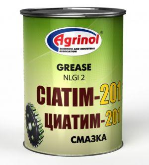Минеральная смазка (на основе литиевого мыла) Agrinol ЦИАТИМ-201