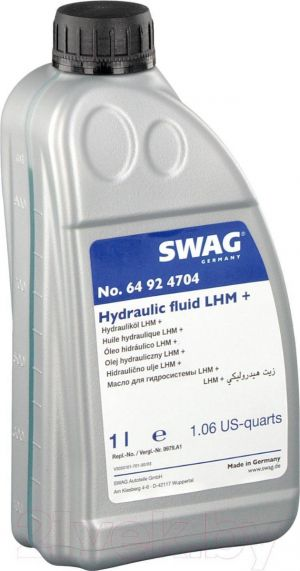 SWAG Hydraulic Fluid LHM+