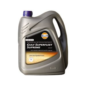 Gulf Superfleet Supreme 10W-40