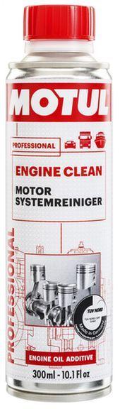 Промывка масляной системы Motul Engine Clean Auto